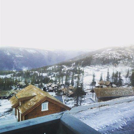 Gaustablikk Skisenter: Beautiful Lodges