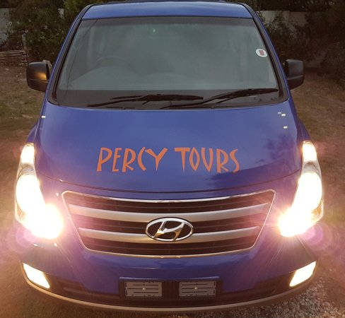 Hermanus, Sudáfrica: Luxury NEW Minibus at Percy Tours :-))
