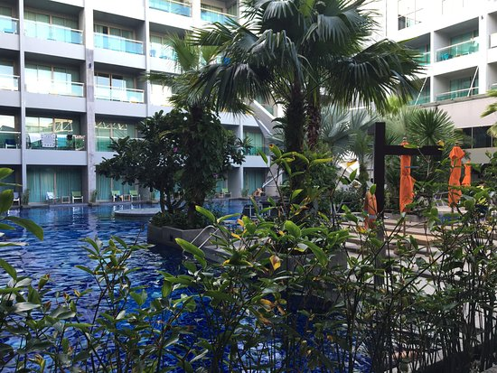The KEE Resort & Spa : Relax time at the resort