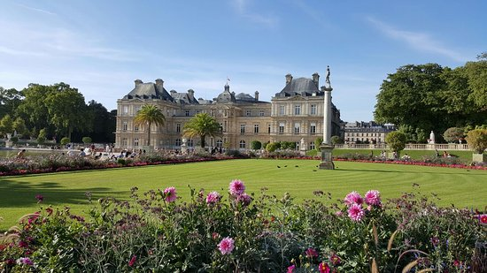 vue du jardin de luxembourg picture of luxembourg gardens paris tripadvisor. Black Bedroom Furniture Sets. Home Design Ideas