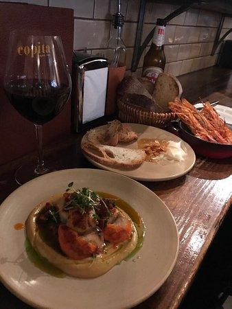 Photo of Mediterranean Restaurant Copita at 27 D'arblay Street, London, United Kingdom