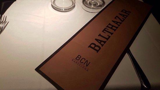 Balthazar: Todo muy rico. Servicio muy rápido. Recomendable