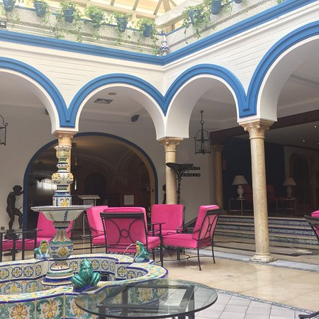 Hotel Sevilla Macarena: photo0.jpg