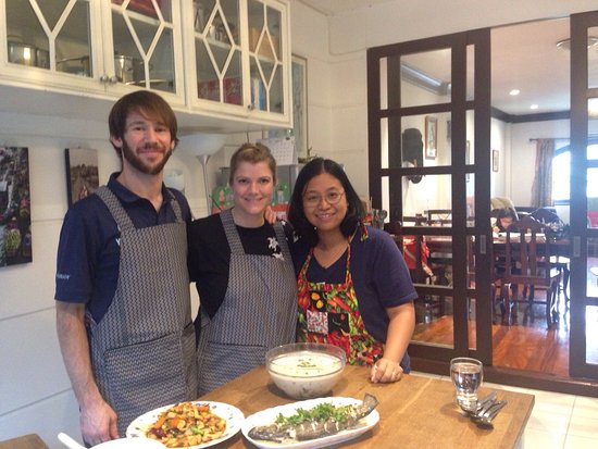 Thai Home Cooking Class