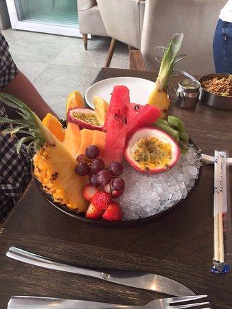 Umi: Früchteteller