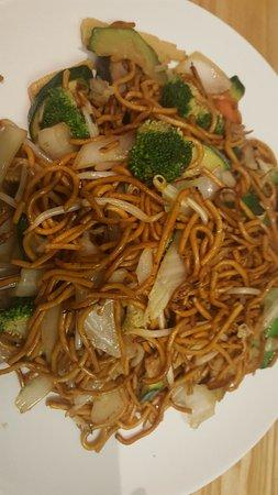 Tai Won Mein Noodle House : Veggie noodles