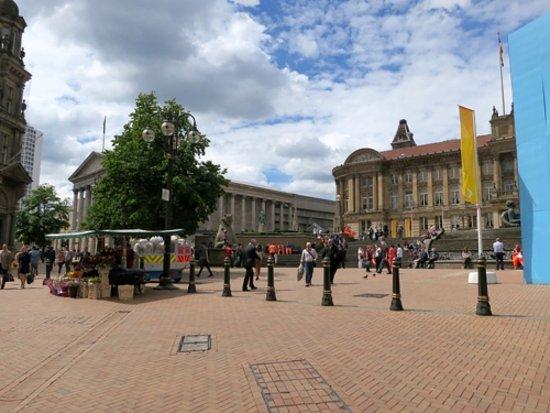 Hotels Near Victoria Square Birmingham
