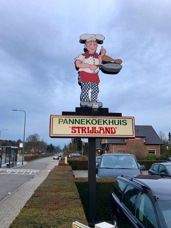Rheden, Países Bajos: Roadsign