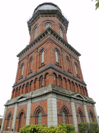 Invercargill, New Zealand: waterworks tower