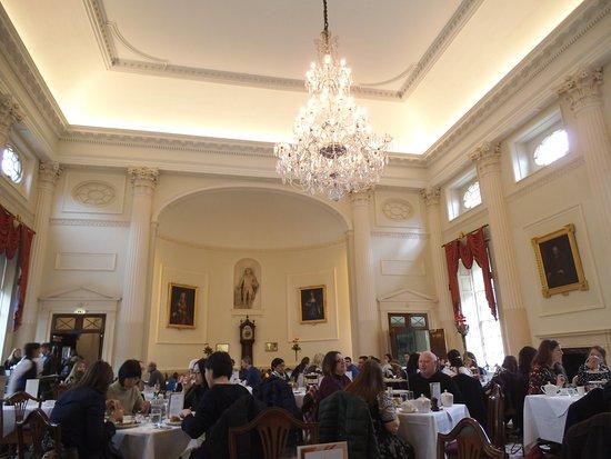 Bath Pump Room restaurant - Picture of The Pump Room Restaurant ...