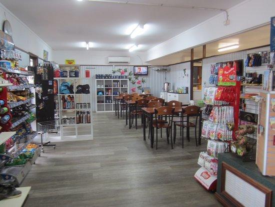 Hamelin Pool, Australie : Clean interior ... read more on www.aroadtravelled.com