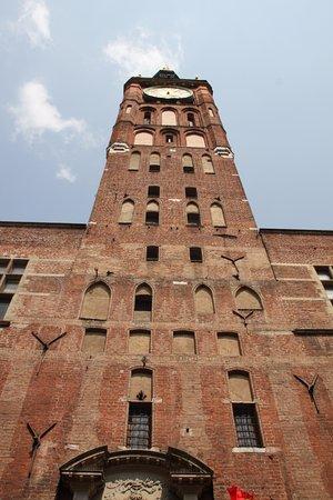 Gdansk History Museum (Muzeum Historyczne Gdanska): Majestetisk tårn.