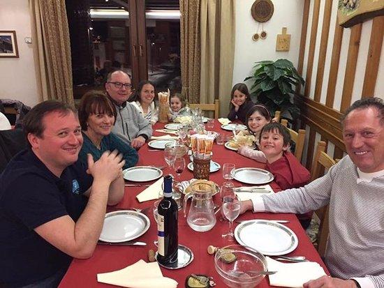 Souper entre amis picture of hotel punta cian for Menu souper entre amis