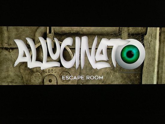 ‪Allucinato Escape Room‬