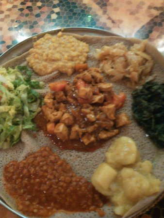 Photo of African Restaurant Keren Restaurant at 1780 Florida Ave Nw, Washington DC, DC 20009, United States