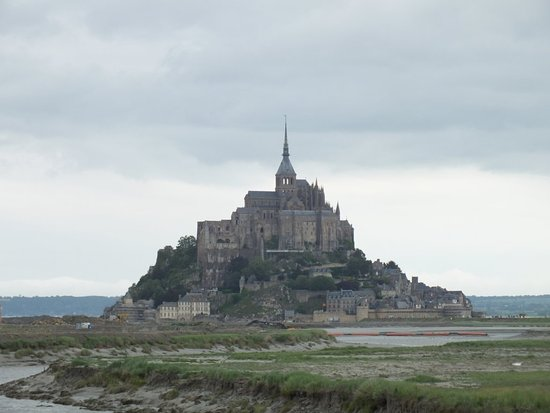 La Fresnais, France: Mont- Michel