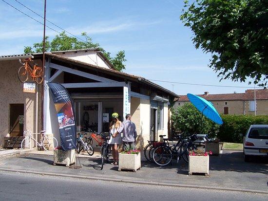 Le Buisson-de-Cadouin, Frankrijk: La location au Buisson de Cadouin
