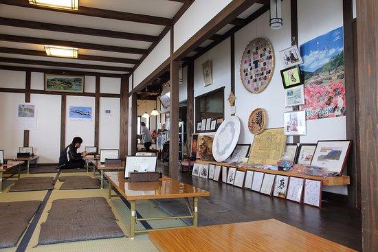 Oishida-machi, Japan: 店内の様子