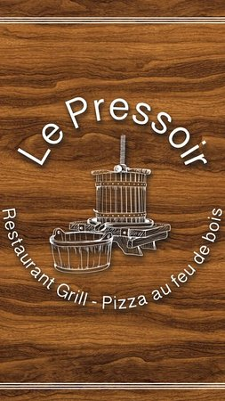 Amberieu-en-Bugey, Francia: le logo du restaurant