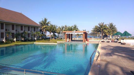 Novotel Chumphon Beach Resort Golf La Seconde Piscine