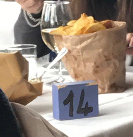 Resort Le Case: Patatine fritte della nonna Gnocchi  con carciofi e menta Sformatino verdure e pangrattato Semif