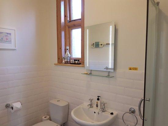 Beach Lodge: Holly bathroom