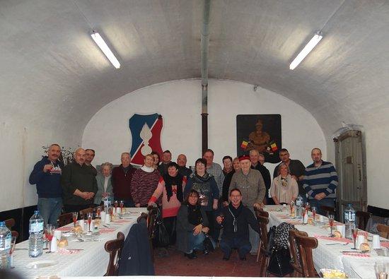 Grâce-Hollogne, Belgien: Le staff