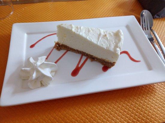 Кюксак-Кабардес, Франция: Cheesecake