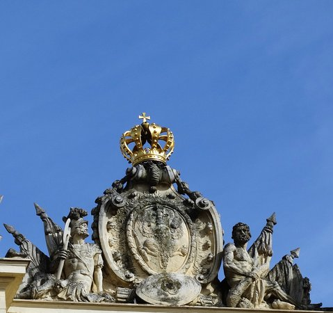 Photo of Monument / Landmark Brandenburger Gate at Luisenplatz, Potsdam 14467, Germany