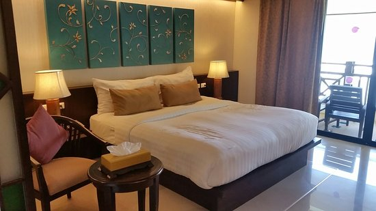 Khaolak Orchid Beach Resort: 20170220_104113_large.jpg