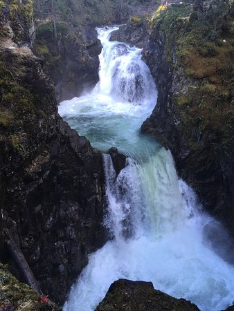 Little Qualicum Falls Provincial Park: Great place for a walk good Camping facilities nearby. If you like Nature it'll be great.