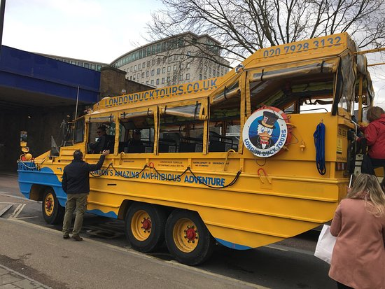 London Duck Tours: photo0.jpg