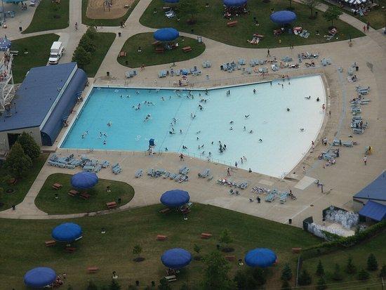 Red Oaks Waterpark: It is not that fun