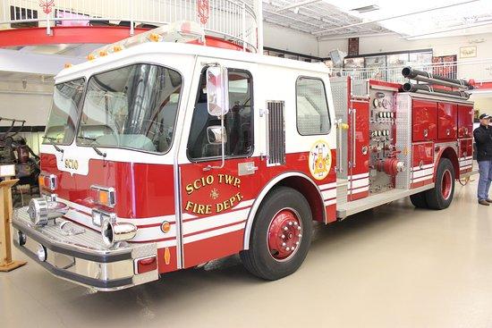 Ypsilanti, Мичиган: Das neueste Fahrzeug im Museum