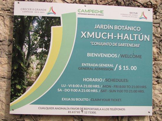 Jardin botanico x 39 much haltun campeche lo que se debe for Jardin botanico xmuch haltun