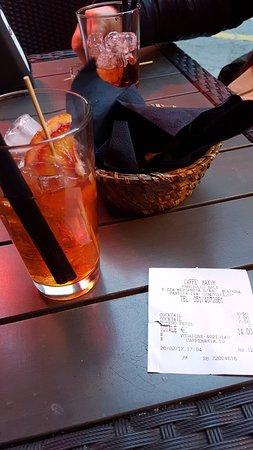 Caffe Maxim Lounge Bar: ecco qua