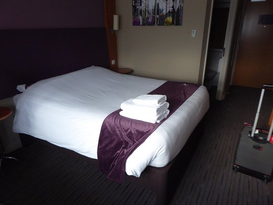 Bedroom Picture Of Premier Inn Durham City Centre Durham