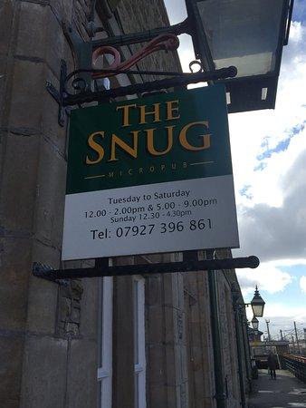 The Snug Micropub: The Snug