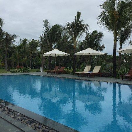 Lovely new resort