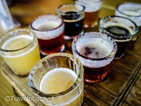 "Sabores Mexico Food Tours: Sabores ""Colonia Roma"" Food Tour: 4 tastings of microbrews"
