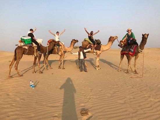 Pol Haveli Desert Safari