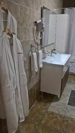Medeu Hotel : ваная