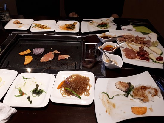 sun hi korean bbq food bulgogi m3