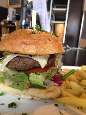 Das EssZimmer: Sensationeller Burger Mitten In Mülheim An Der Ruhr