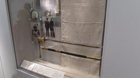 SeaCity Museum: Ceremony sword given to Capt Smith by his good friend ..