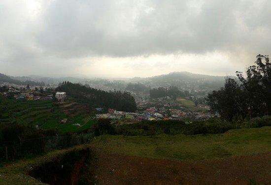 Sinclairs Retreat Ooty: Beautiful Scenery