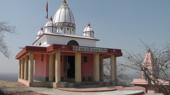 Purulia, India: Jai Chandi Temple
