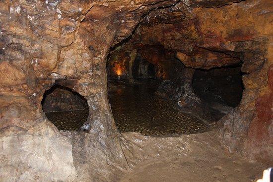 Melle, France: Mines d'argent