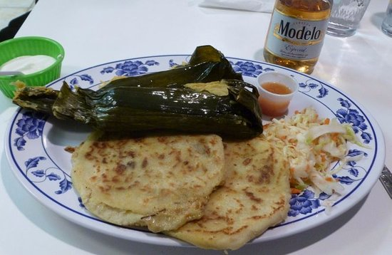 Large, flavorful lunch entree! - Picture of Tropical ...Salvadoran Pupusas East Wenatchee