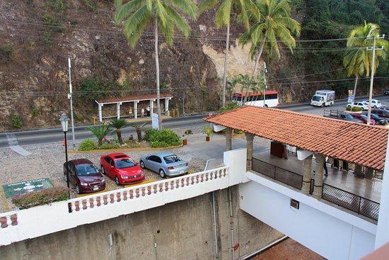 Costa Sur Resort & Spa: Entrada al Hotel